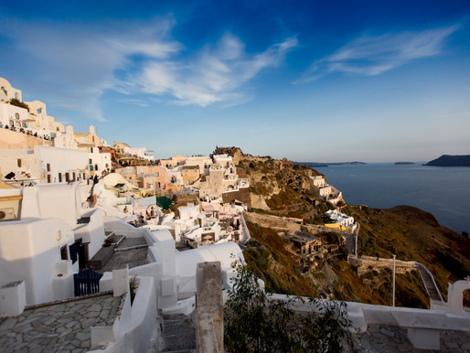 See the Greek Islands - The Smart Way