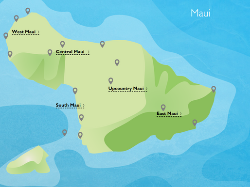 Upcountry Maui Has Lots of Surprises