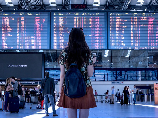 HOW TO SKIP THOSE LONG AIRPORT LINES