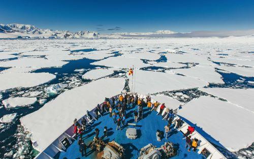Planning for Antarctica