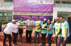 Sports Day Volunteers