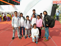 Participating in Event