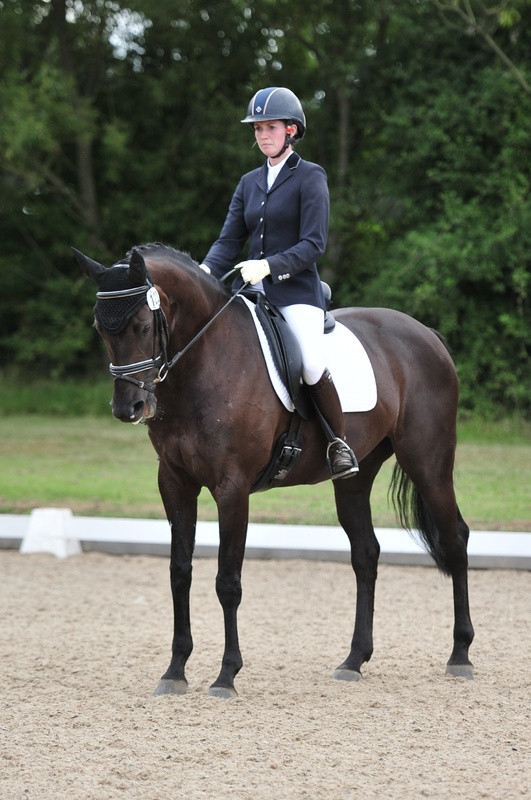 British Dressage Summer Regional Championships at Hickstead