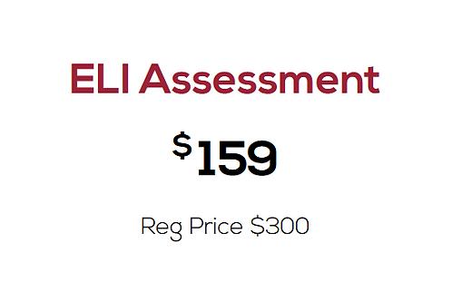 ELI Assessment