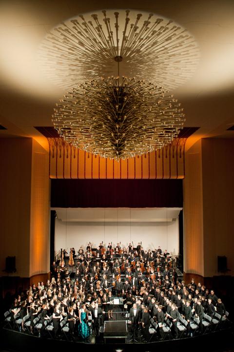Baritone Soloist in Brahms Requiem