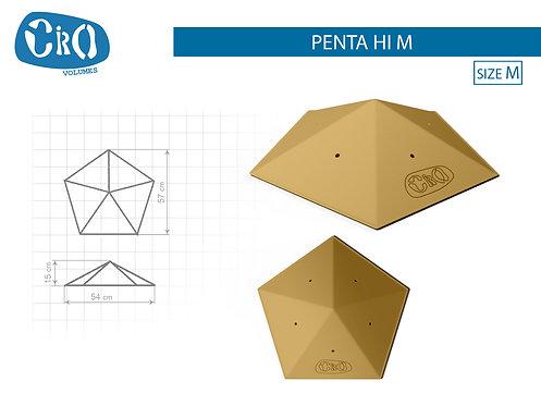 Накладной рельеф для скалолазания CRIO HOLDS PENTA HI M