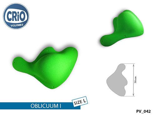 Накладной рельеф для скалолазания CRIO-HOLDS OBLICUUM I