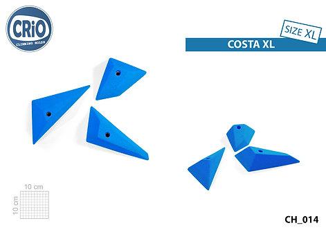 Набор зацепов для скалолазания CRIO HOLDS COSTA XL