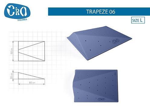 Накладной рельеф для скалолазания CRIO HOLDS TRAPEZE 06