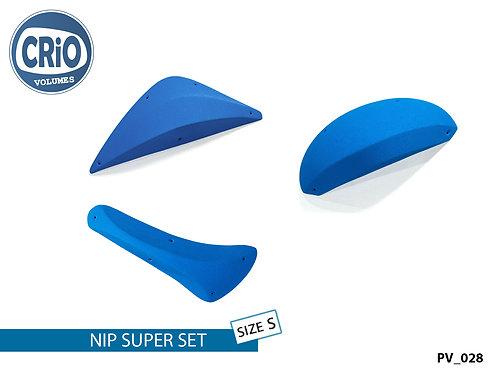 Набор накладных рельефов CRIO HOLDS NIP SUPER SET