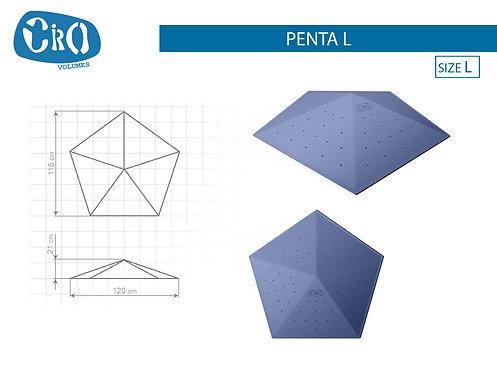 Накладной рельеф для скалолазания CRIO HOLDS PENTA L