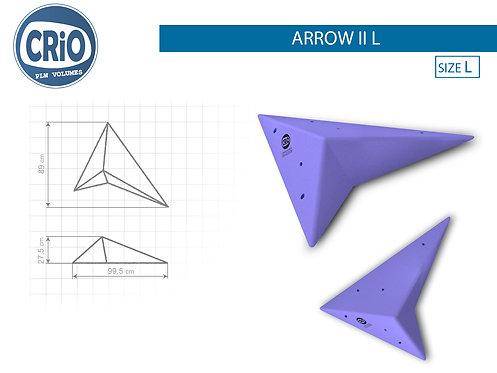 Рельеф каркасный для скалолазания CRIO HOLDS ARROW II L