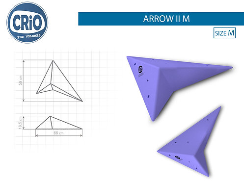 Рельеф каркасный для скалолазания CRIO HOLDS ARROW II M