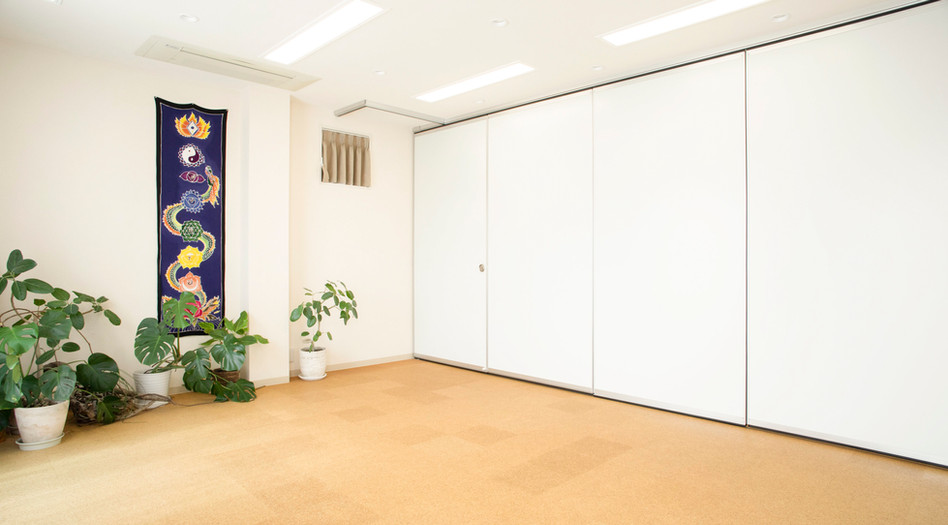3階 ヨガスタジオ