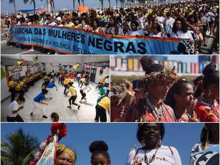 2/23 イベント「ブラジルのジェンダー平等と身体表現」カポエィラのミニWS&トークイベント