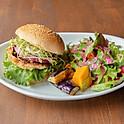 Vegan Burger Lunch Set | ヴィーガンバーガーランチセット