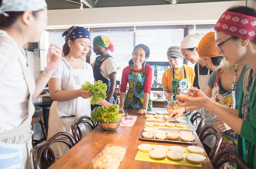 Cooking Classes | ヴィーガン料理教室