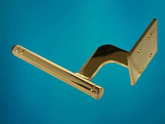 Baton Model Bingolu Metal Mobilya Ayağı