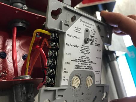 "Fire Alarm ""Smarts & Parts"" Services"
