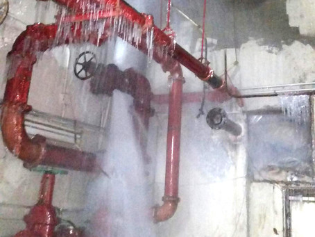Protect your Fire Sprinkler Systems from Freezing