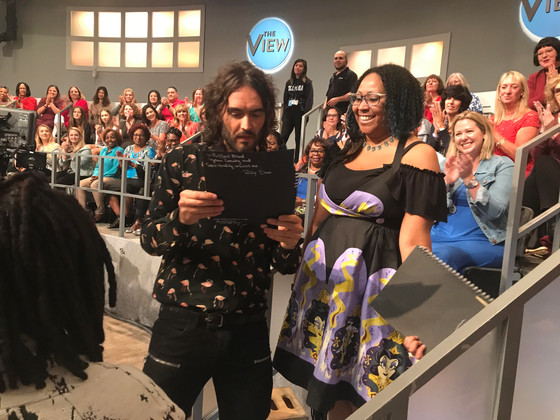 Russell Brand & The View