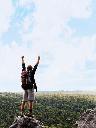 Триумфальный Hiker