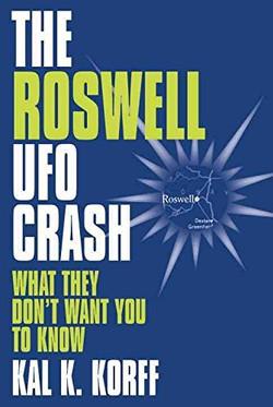 Roswell UFO Crash Hardcover