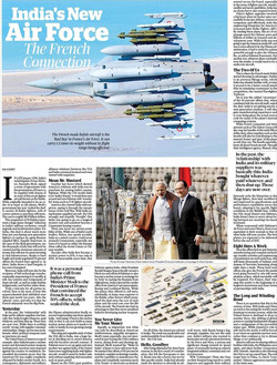 India's New Air Force The French Connect