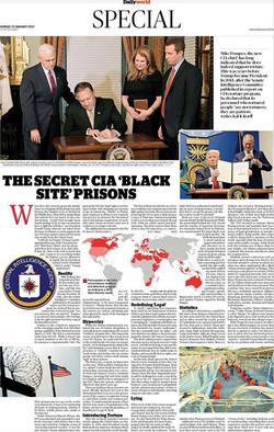 Secret CIA Black Site Prisons