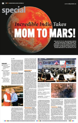 Incredible India Takes Mom To Mars