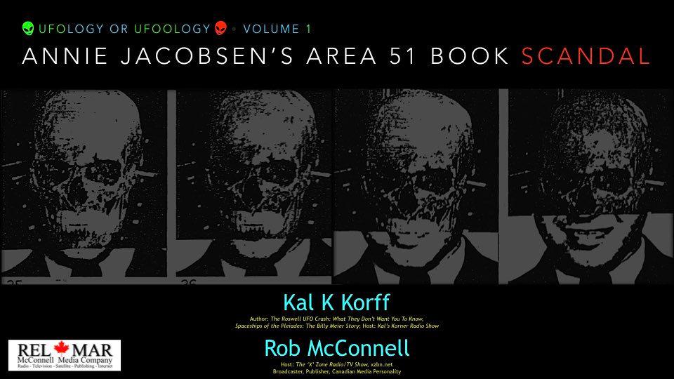 Annie Jacobsen's Area 51 Book Scandal 1.