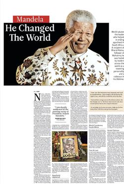 Mandela - He Changed The World
