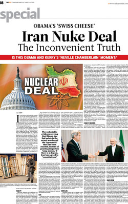 Iran Deal Inconvenient Truth