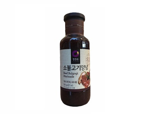 Barbecue Sauce Beef Galbi Marinade 500G