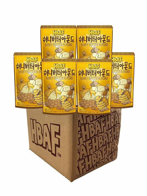 Honey Butter Almond Box (30gX50 Packet)