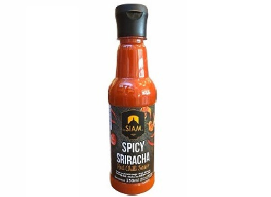 De Siam Spicy Sriracha Red Chili Sauce 250ml