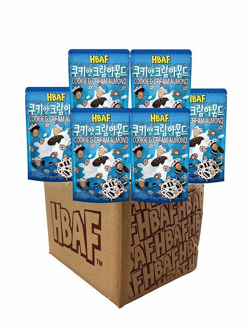Cookies & Cream Chocolate Almond Box (30gX50 Packet)