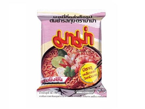 MAMA Instant Noodles Shrimp Tom Yum Flavor 55g