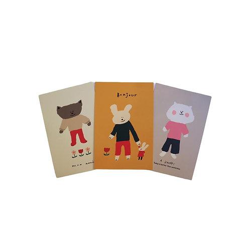 Artbox Post Card 1004550