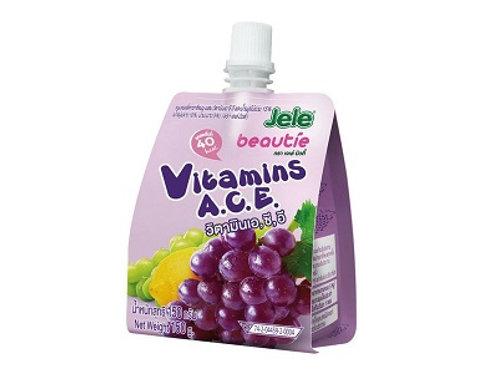 Jele Beautie Grape 150g