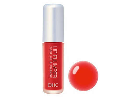 DHC Lip Plumper Tone-Up Change Red