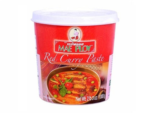 Mae Ploy Red Curry Paste 400g