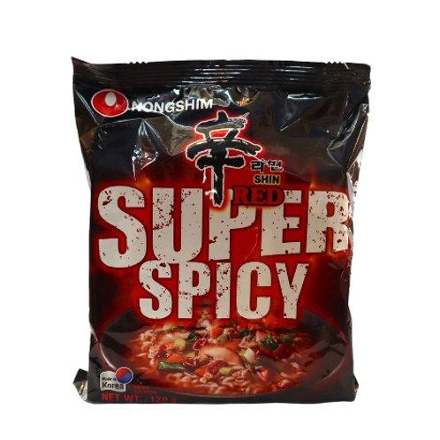 Shin Red Super Spicy Ramen 120g