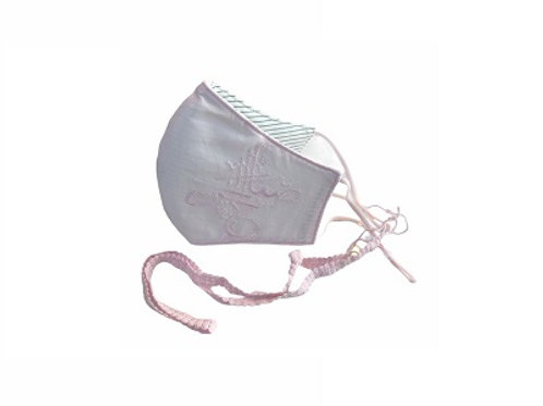 Lacely Copper-Ion Mask Mens Light Pink 1