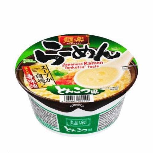 Japanese Cup Ramen Tonkatsu Style 82.3g