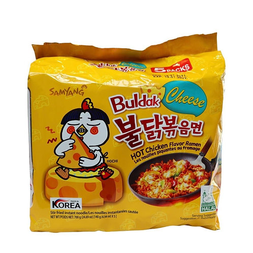 Hot Chicken Flavor Ramen Cheese 700g