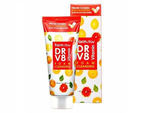 FARM STAY DRV8 Vitamin Foam Cleansing