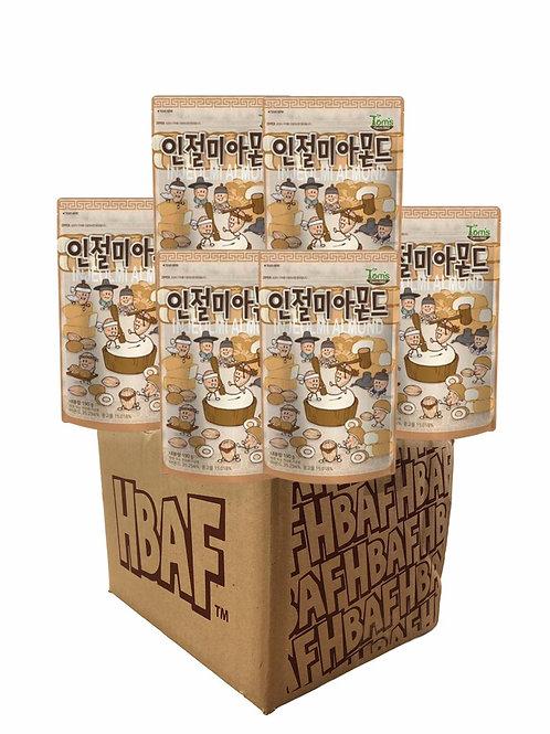 Injoelmi Chocolate Almond Box (25gX50 Packet)