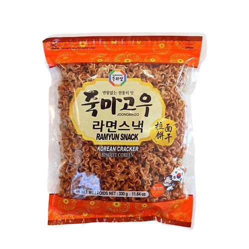 Korean Traditional Snack Ramen 330g