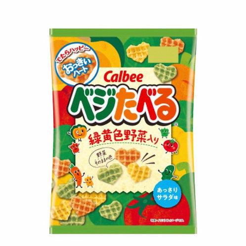 Vegetaberu Vegetable Snacks 55g